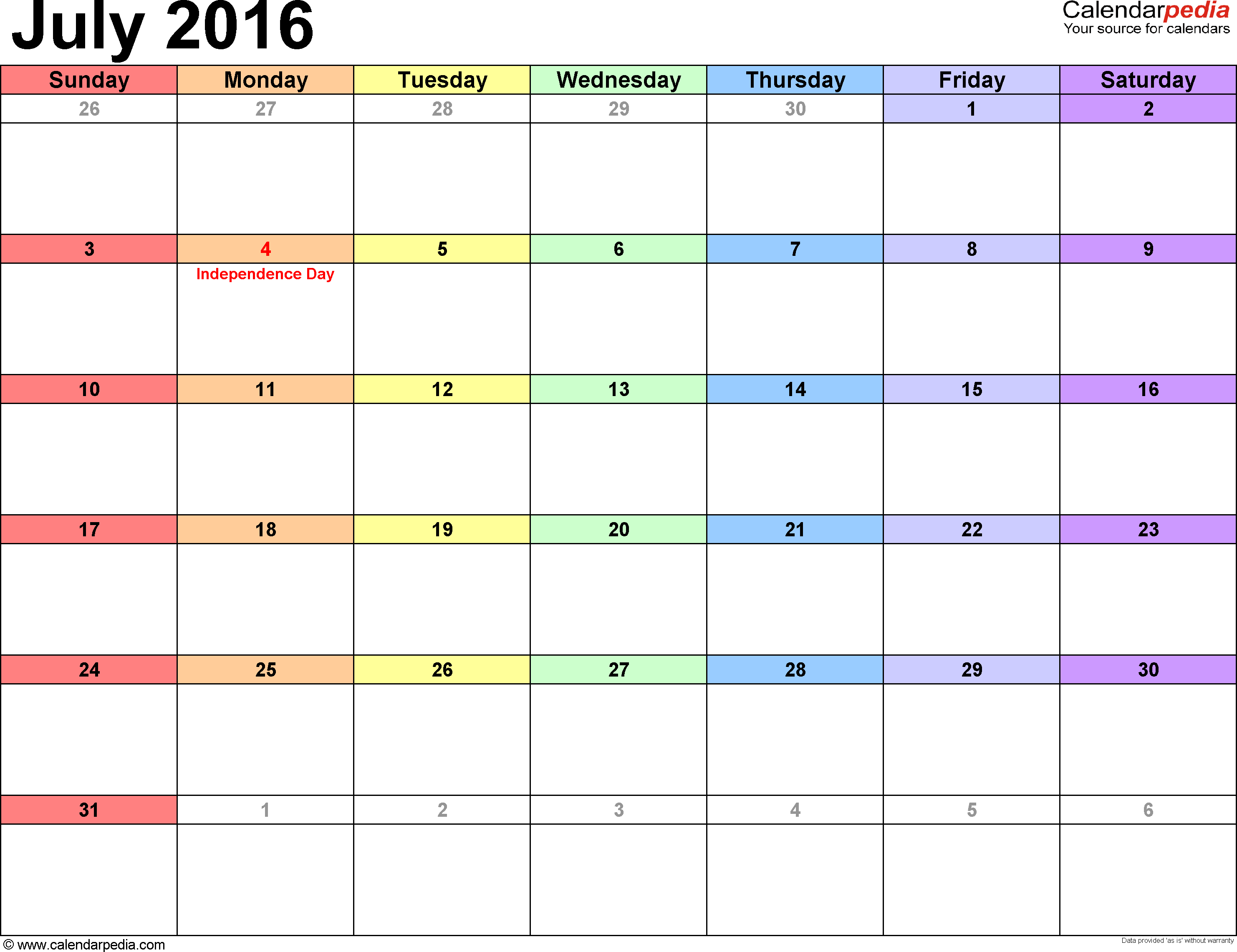 Calendar May To July : Past the halfway mark your year so far… prompt proofing
